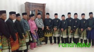 Wakil Bupati H Halim Dipinang LAMR Kuansing Untuk Menerima Gelar Adat