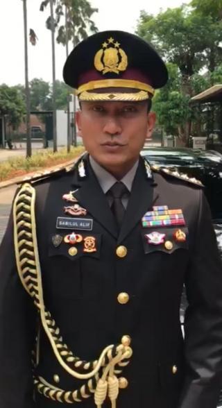 Kombes Sabilul Alif : Polisi Santri Dari Polda Banten Yang Jadi Ajudan Wakil Presiden RI