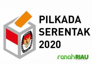 Sah..... KPU Riau tetapkan Pasangan Calon dalam Pemilihan Serentak 9 Kabupaten/Kota di Riau 2020