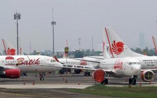 Lion Air Group Hentikan Operasional Mulai 5 Juni 2020