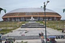 Stadion Utama Riau Tidak Terawat