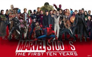 12 Film Superhero yang Rilis Tahun Depan