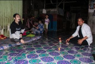 Warga Desa Teluk di Pelalawan Belum Nikmati Kemerdekaan Yang Sesungguhnya