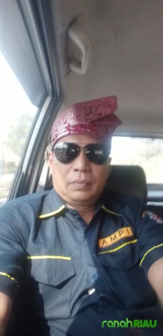 Ketua AMPI Rohil kecam isu hoax tentang OTT adik Bupati Afrizal Sintong