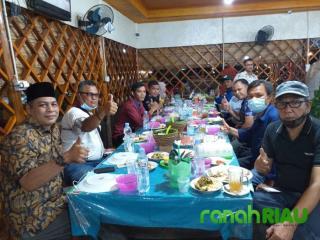 Buka Puasa Bersama Baladhika Karya provinsi Riau, Silaturahmi dan Konsolidasi